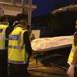 Mayat Tanpa Kepala Ditemui Terapung Di Pulau Kapas