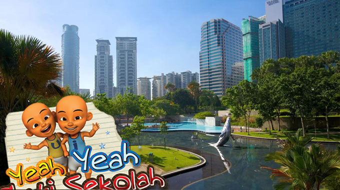 Bukan Cuti Sekolah Namanya Tanpa Berjalan, Jom Bawa Anak Ke 8 Taman Rekreasi Ini!