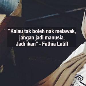 """""""Tunaminda Betullah Dia Ni"""" - Dah Kenapa Netizen Lahar Fathia Lagi Tu?"""