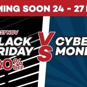 Jualan Hebat Black Friday Dan Cyber Monday! Jangan Ketinggalan!