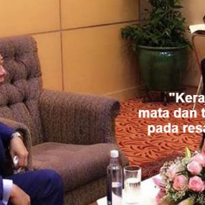 """""""Artis Celik Minda Macam Inilah Diperlukan Rakyat!"""" - Netizen Puji Pak Nil"""
