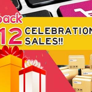 LAZADA : Jualan Terhebat 12.12 Kini Kembali Dengan Tawaran Istimewa!