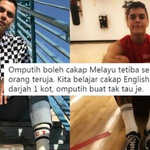 """""""Orang Malaysia Mudah Terhibur,""""- Mat Saleh Sebut 'Gerak Lu Pape Roger' Je, Terus Jadi Viral"""