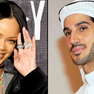 Cincin Di Jari Manis, Rihanna Dah Jadi Tunangan Jutawan Arab?