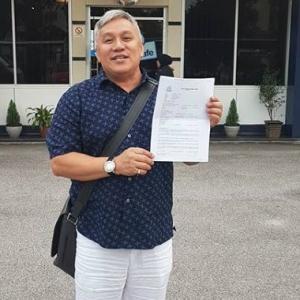 Bengang Difitnah Bertubi-Tubi, Chef Wan Nekad Buat Laporan Polis