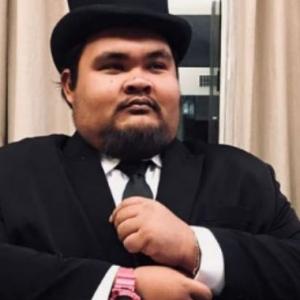 """""""Tak Suka Boleh Jalan,""""- Abam Bocey Nak Jadi Kurus Pun Dikutuk"""