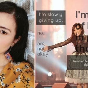 Saya Tak Ok, Saya Semakin Putus Asa – Elyana