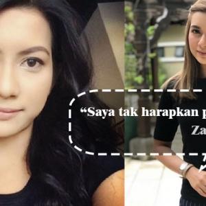 Zara Zya Bengang Peminat Komen Cara Pemakaiannya