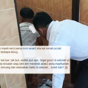 """""""Abaikan Je Ibu Bapa Cerewet Tapi Tak Mampu Upah Guru Peribadi"""" - Netizen"""