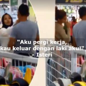 """Padu, Padan Muka Kau Bro! Sanggup Buat Anak Bini Macam Tu"" - Netizen"