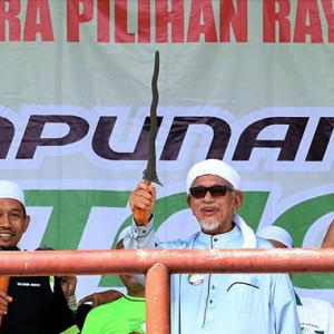 Tak Daftar,  Mengundi Bertentangan Agama Islam - Hadi Awang