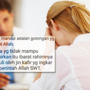 Jahil Dan Memalukan! - Netizen Berang Wanita Mandul Dituduh Dicabuli Jin Kafir