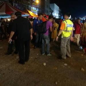 Thaipusam Berdarah, 4 Lelaki Ditahan