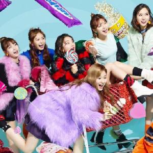 TWICE Sah Kumpulan Kpop Wanita Terlaris di Korea