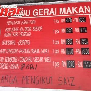 Tak Logik Harga Sepinggan Kobis RM23 - Pengusaha