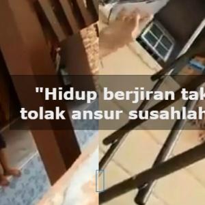 """""""Masak 3 Jam Je, Tu Pun Tak Boleh?""""-Tak Tahan Bau Masakan Jiran Pun Boleh Buat Gaduh!"""