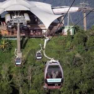 Baru Kali Pertama Cuba Kereta Kabel, Dah Rasa Trauma - Pelancong Kecewa Insiden Skycab