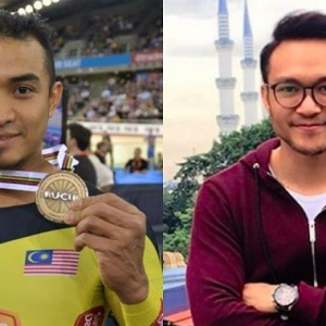 Mirip Azizulhasni, Shaheizy Sam Bawa Watak The Pocket Rocketman