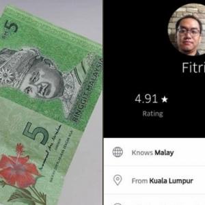 Pemandu Uber Ini Beri Duit Jika Penumpang Berjaya Jawab Teka-teki Islamik!