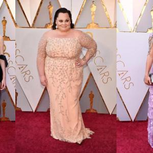 Siapa Pemenang Fesyen Terburuk Anugerah Oscar 2018?
