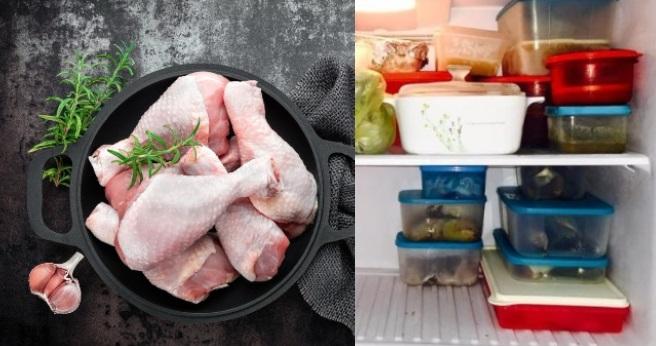 Ini Cara Pastikan Ayam Kekal Segar Dan Tahan Lama Dalam Peti Ais