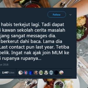 """Tak Sangka Dulu Dia Anak Datuk, Sekarang Nak Makan Pun Tak Ada Duit"""