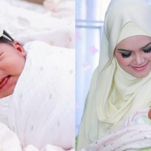 Begini Caranya Anak Datuk Seri Siti Nurhaliza Minta Susu - Jenaka Netizen