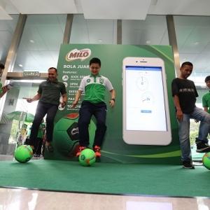 Milo Bantu 5 Juta Rakyat Malaysia Jalani Lifestyle Aktif