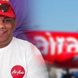 Payung Tiket Pilihan Raya, Tony Fernandes Marah Netizen Kalut Tak Menyempat