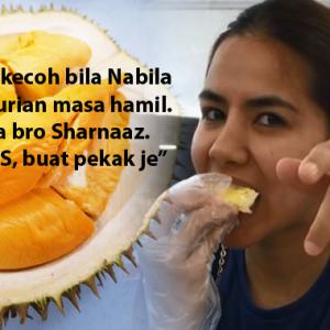 Sumber Mana Kata Orang Hamil Tak Boleh Makan Durian? Mitos Je Tu! - Doktor
