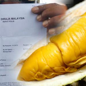 Peniaga Durian Rugi RM2,700 Selepas Dipukau