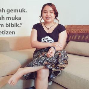 """""""Diamlah Gemuk!"""" - Maryam Lee Buat Hal Lagi, Netizen Pula Yang Bertelagah"""