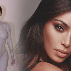 Kim Kardashian Bogel 'Mandi Lumpur' Untuk Cetak Botol Perfum