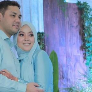 Suami Shila Amzah Lafaz Akad Nikah Guna Bahasa Inggeris Pun Netizen Kecoh?