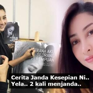 Individu Panas Bontot Kecam Rita Rudaini Kerana Keluarkan Buku Kisah Hidup..