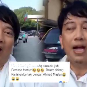 Diva AA Mengamuk Di Tempat Undi? Netizen Mahu Pilih Dia Jadi Perdana Menteri...