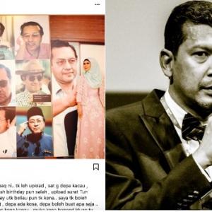 Namron Sindir Artis Yang Baru Up Dengan Tun M - Che Ta Balas Jawapan Padu