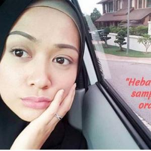 """Iri Hati Tu Tak Bersyukur Namanya"" - Faye Kusairi Sinis Atau Sekadar Menasihati?"
