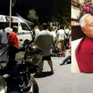 Beg Tangan, Pakaian, Hadiah Dirampas Dari Kediaman Najib