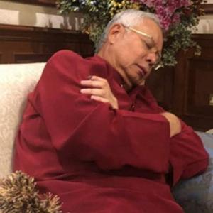 Polis Dikecam Tidak Hormat Najib