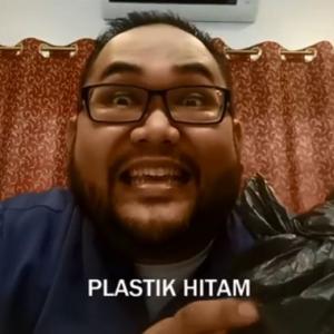 Iklan Plastik Hitam Galakkan Orang Tidak Berpuasa? Nipisnya Iman... - Netizen
