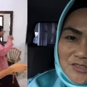 Tak Tahan Dituduh Curi Perabot Aliff Syukri, PA Buat Video Pengakuan