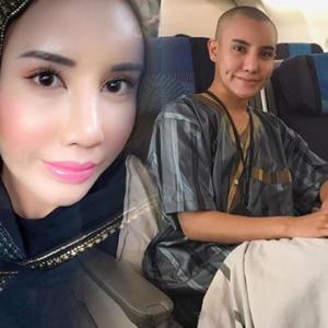 """""""Menganjing Agama Ketika Ramadan!"""" - Netizen Berang Safiey Illias Peluk Cium Perempuan"""