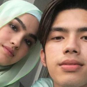 Elfira Loy Dan Nabil Aqil Mabuk Bercinta, Sufian Suhaimi Perli Di Twitter?