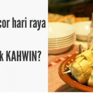 'Common Sense' Di Hari Raya - Jagalah Mulut Dan Perangai Tu Nanti Ya..