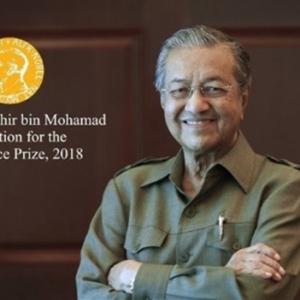 Sambutan Luar Biasa Petisyen Calonkan Tun Mahathir Terima Nobel Keamanan