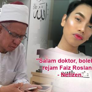 Mufti WP Perlu Masa Sebelum Hantar 'Surat Cinta' Kepada Faiz Roslan