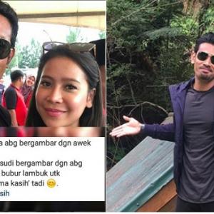 Remy Ishak Tersalah Tag Nama - Keliru Ke Tu Antara Farah Nabila Dan Nabila Razali?