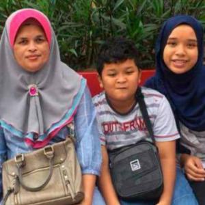 Tragedi Maut Selepas Membeli-Belah, 4 Sekeluarga Selamat Dikebumikan