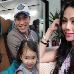 Cantiknya Gigi! Netizen Puji Gigi Lana Nordin Cantik Terletak & Putih...